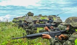 Imagem de Concurso – 1.300 vagas para Fuzileiros Navais com salário de até R$ 3.825,00